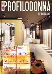 Settembre 2009 - Profilo Donna Magazine