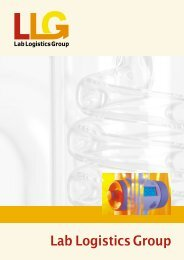 wissen Fach- Partner - bei der Lab Logistics Group GmbH
