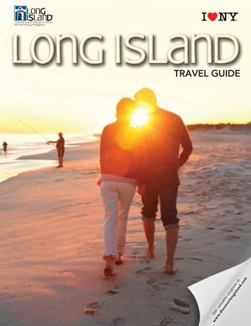 TRAVEL GUIDE - Long Island Convention and Visitor's Bureau