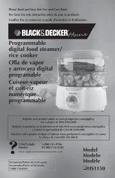 Programmable digital food steamer/ rice cooker Olla de vapor y ...