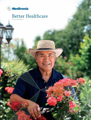 Medtronic, Inc. Annual Report 2009