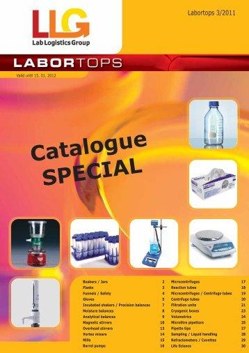LaborTops 3/2011 Edition