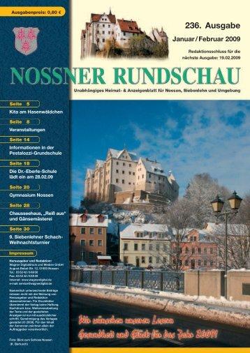 236. Ausgabe - Nossner Rundschau