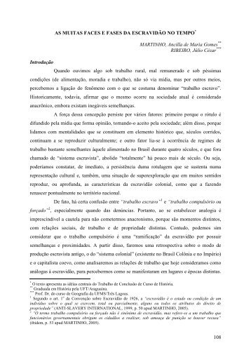 Ancilla de Maria Gomes Martinho - Campus de Três Lagoas