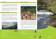 Die Ilz - Naturpark Bayerischer Wald