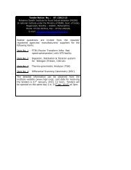 Detailed Information - Mahatma Gandhi Institute for Rural ...
