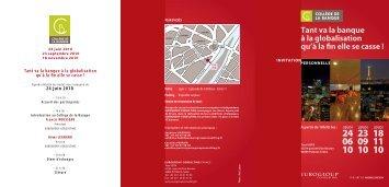 Clôture de la saison 2010 (pdf 172.1 ko - Eurogroup Consulting