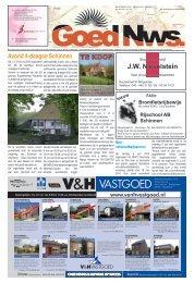 TE KOOP J.W. Nievelstein - Weekblad Goed Nieuws
