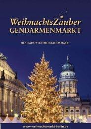 Berlins schönster Weihnachtsmarkt auf Berlins schönstem Platz!