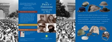 A self-guide to The Price of Freedom: Americans at War - National ...