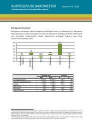 Kuuülevaade 2013 05 (jaanuar-mai) - Justiitsministeerium