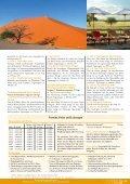 Namibia – Wüste und Wildlife - Seite 2