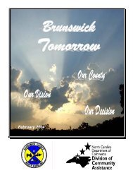 Brunswick County Government - Upcoming Events