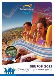 GRAN NOVEDAD 2011 ¡un mundo de diversión para ... - PortAventura