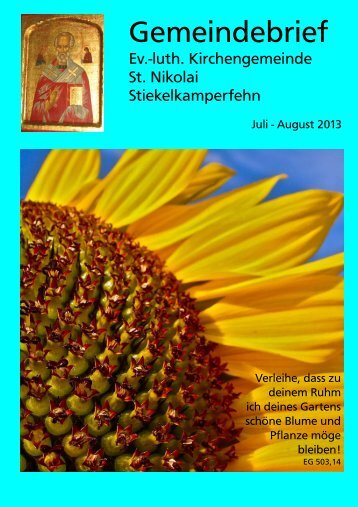 04 Juli August 2013 DinA5 - Beningafehn