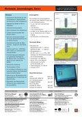 Mini-Handgerät mit separater Sonde für ... - Fischer Technology, Inc. - Seite 2