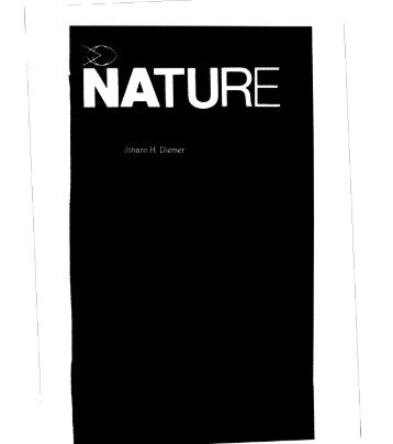 nature miracle - Reformational Publishing Project