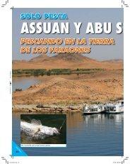 ASSUAN Y ABU SI - Solopescaonline.es