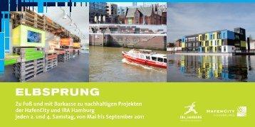 ELBSPRUNG - HafenCity