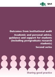 Academic and personal advice, guidance and support for students ...