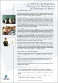 ETDP SETA CAREER GUIDE - The Institute of People Development - Page 7