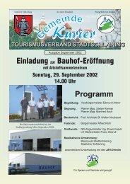 Sept Titelseite.cdr - Stadtschlaining