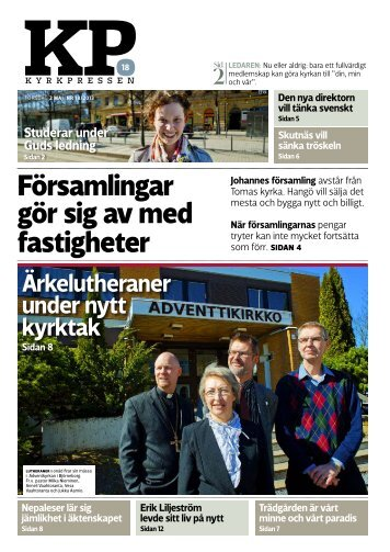PDF: 4.3MB - Kyrkpressen