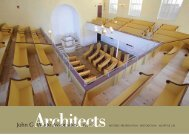 Completion of historic African Meeting House Restoration