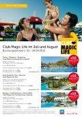 Club Magic Life im Juli und August - Seite 2
