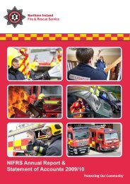 NIFRS Annual Report & Statement of Accounts 2009/10 - Northern ...