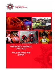 PRIORITIES & TARGETS 2007-2012 Annual Business Plan 2007/08