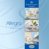 Allegro - Seltmann Weiden