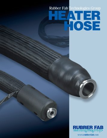 Heater Hose PDF - Rubber Fab Mold and Gasket