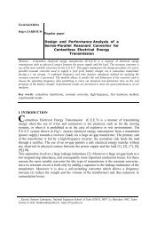 Design and Performance Analysis of a Series-Parallel Resonant ...