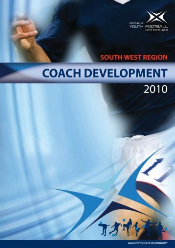 SFA South West Region Education Brochure 2010 - Scottish ...