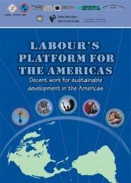 Labour's platform for the Americas