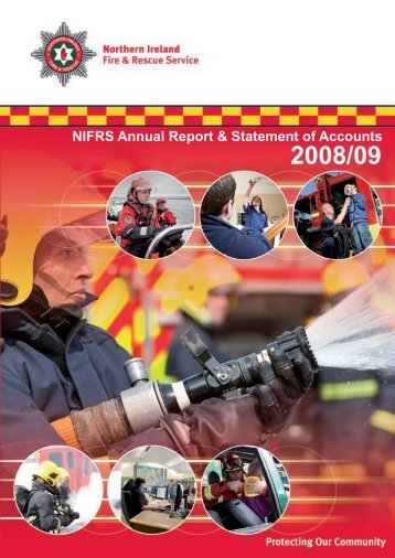 NIFRS Annual Report & Statement of Accounts - Northern Ireland ...
