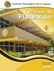 0203 - IRC Planeación - Instituto Tecnólogico de La Laguna