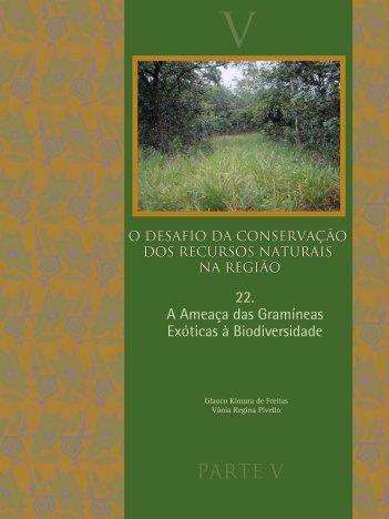 CAP 22 -A Ameaça das Gramíneas Exóticas à Biodiversidade. In ...