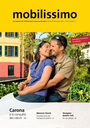 mobilissimo printemps-étéLe lien est ouvert dans une ... - Postauto