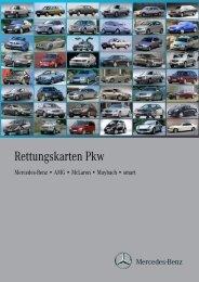 Rettungskarten Pkw - Autohaus Hahn Münchberg
