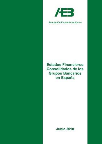 Estados Financieros Consolidados Junio 2010 - Asociación ...