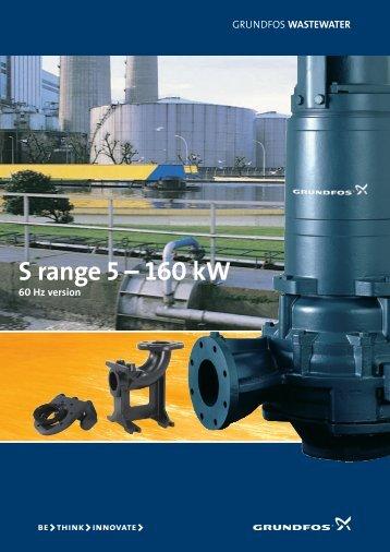 S range 5 – 160 kW