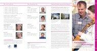 Psychiatrie und Psychotherapie - Stiftung kreuznacher diakonie
