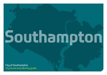 City of Southampton city brand and identity guide - Discover ...