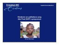 EAPC congres Lissabon 2011 - Palliactief