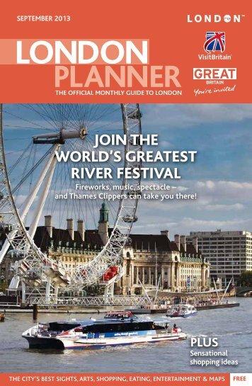 london planner - London & Partners
