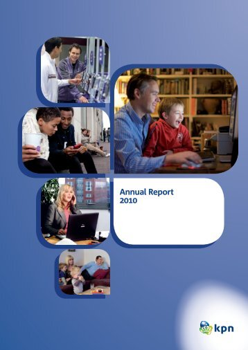 Annual Report 2010 - KPN