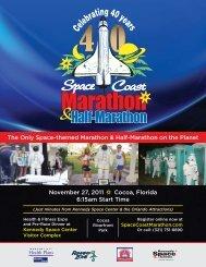 The Only Space-themed Marathon & Half-Marathon ... - Running Zone