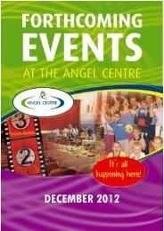 DECEMBER 2012 - Angel Centre